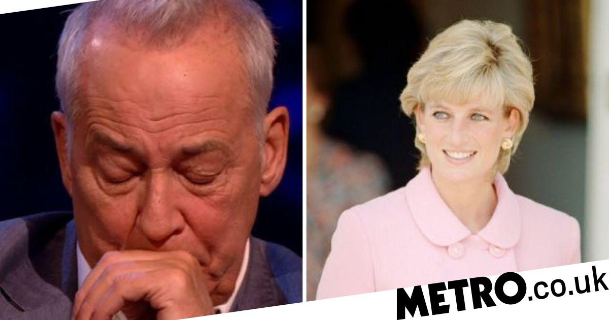 Michael Barrymore says demise wouldn't have happened if Princess Diana was alive