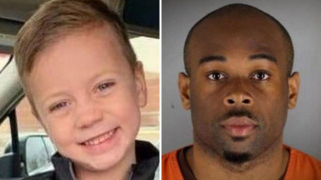 Landen Hoffman's attacker Emmanuel Aranda waited around to hear bystanders' screams after throwing the five year-old off a third floor balcony at the Mall of America in a horrific random attack