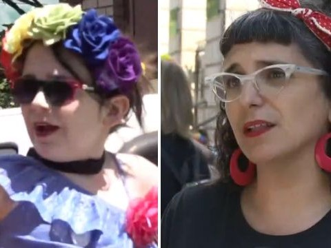 Mother branded a pedophile for letting child, 8, become drag queen