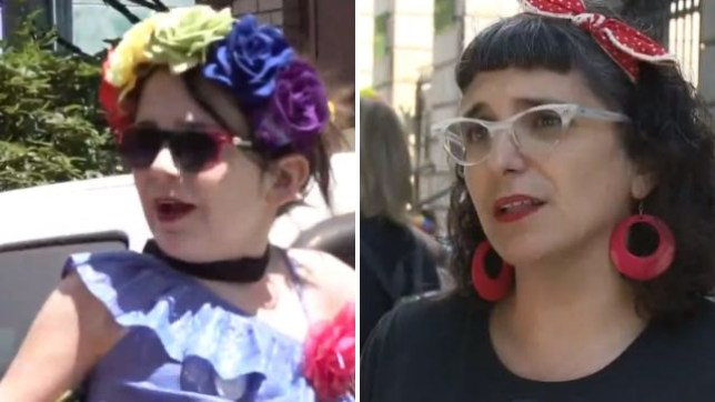 Ten year-old Sparkle has been performing in drag since they were eight. Mother Michelle Porter has always supported the youngster's wishes to do drag, but says she has received hateful homophobic abuse as a result