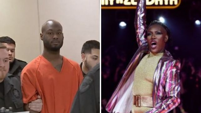 Suspected child killer Andre Jackson falsely claimed to be the son of supermodel Grace Jones in a bizarre courtroom outburst Wednesday