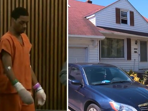 Teen 'murdered serial killer's mom before stabbing three children as they slept'