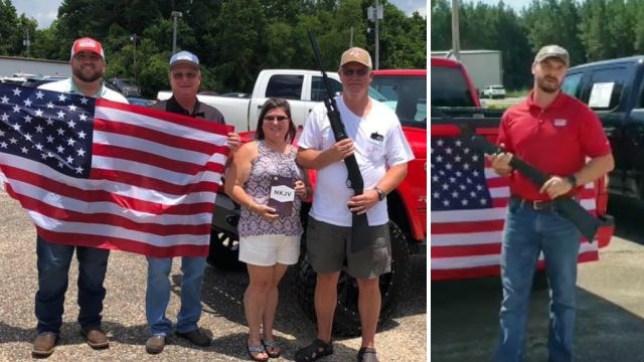 Chatom Ford, Guns, Ford, Alabama, July 4, promotion, Bible, America