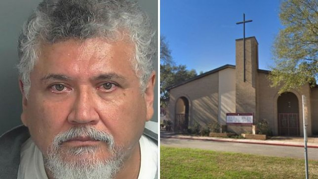 Father Manuel La Rosa Lopez reportedly exposed himself to a 15 year-old boy while hearing his confession at Sacred Heart Catholic Church in Conroe, Texas