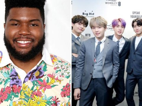 Khalid confirms he's a member of BTS Army as he teases Justin Bieber collaboration