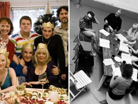 Gavin and Stacey cast have officially kicked off rehearsals – and Jason's back!