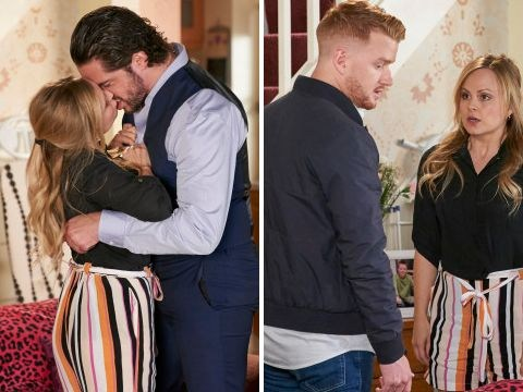 Coronation Street spoilers: Gary Windass catches Sarah Platt and Adam Barlow as they have sex?