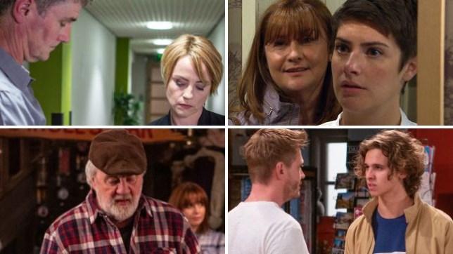 Emmerdale spoilers: Dead baby found, Victoria's terror, David's