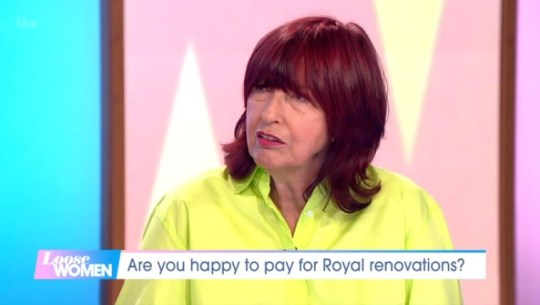 Janet Street-Porter on Princess Eugenie and Beatrice on Loose Women