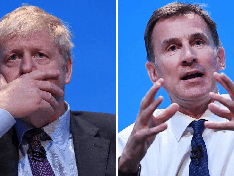 Tory leadership debate cancelled as Boris Johnson refuses to participate