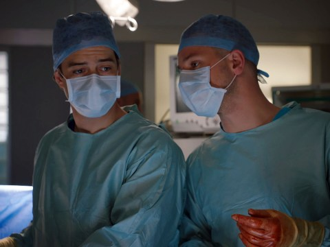 Holby City review with spoilers: Hanssen plays granddad and Dominic deals with Isaac