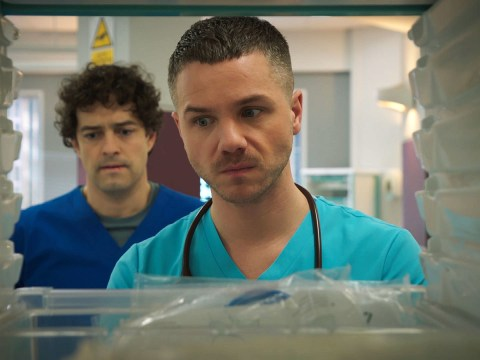 7 Holby City spoilers: Shocking violence as Isaac's reign of terror escalates