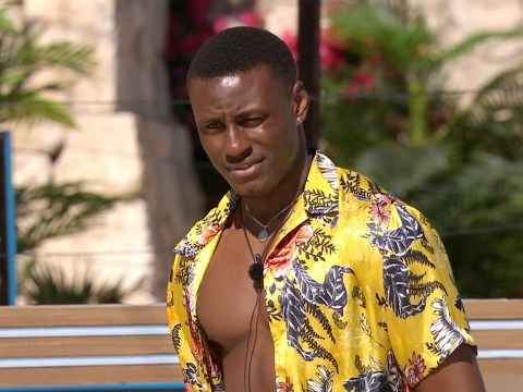 Love Island's Sherif Lanre falls victim to cruel death hoax by troll claiming he 'died in a fire'