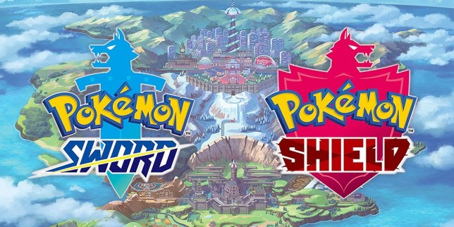 Pokemon Sword And Shield Reveals New Giant Battles And November