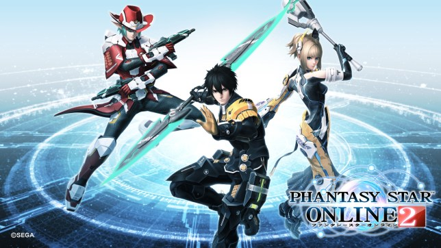 Phantasy Star Online 2 - that's not Fable IV