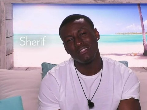 Love Island's Sherif Lanre breaks silence after being axed from dating show: 'It is what it is'