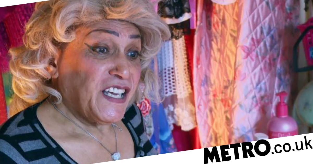 Sex Forretning Shows OAP sexarbejdere Medvirkende I Porn-5608