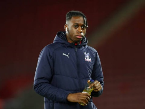 Aaron Wan-Bissaka tells Crystal Palace he wants Manchester United transfer move