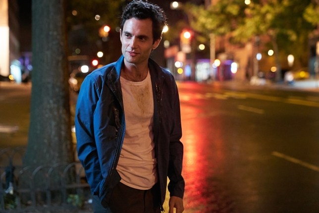 You star Penn Badgley reveals Joe does 'nauseating' things in season 2 and we don't expect anything less
