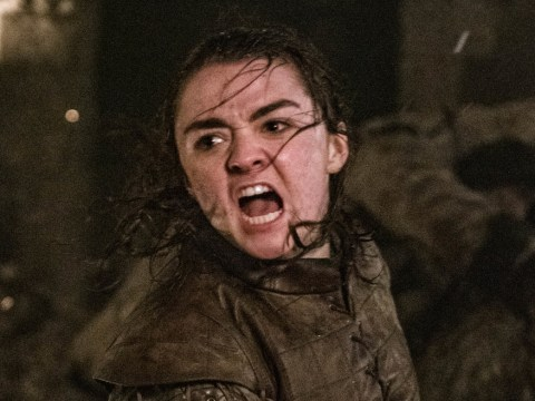 Maisie Williams absolutely nails her fight rehearsal in Game of Thrones season 8 BTS footage