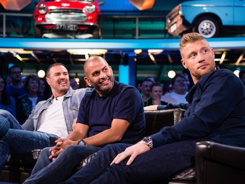 Top Gear gets first Christmas special in 4 years as Paddy McGuinness, Freddie Flintoff and Chris Harris head to Asia