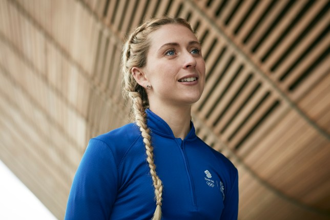 Laura Kenny head shot