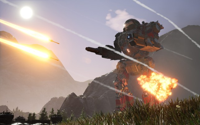 MechWarrior 5 - Piranha are going to be under fire for this one