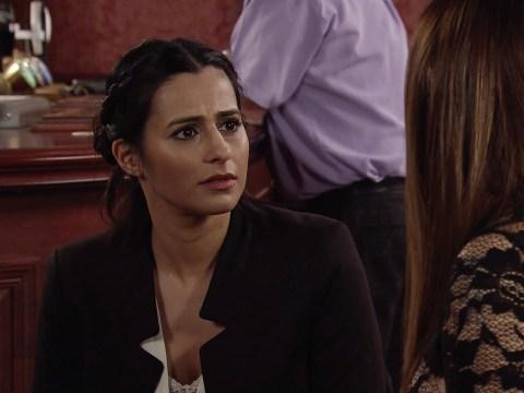 Coronation Street star Sair Khan opens up about the death of her mum