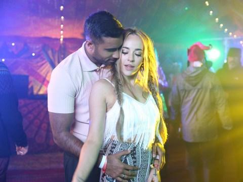 Hollyoaks spoilers: Sami Maalik and Sinead O'Connor romance on the cards as couple finally kiss