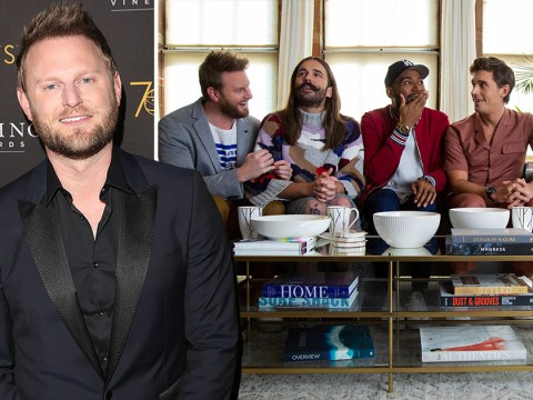 Queer Eye's Bobby Berk 'would go home crying and drained' as show affected Fab Five's mental health