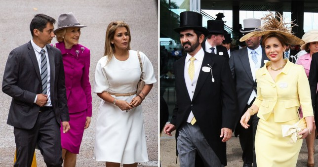 Dubai ruler's wife seen in public for first time since