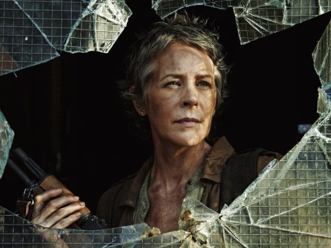 The Walking Dead's Melissa McBride reveals when bosses planned to kill off Carol: 'I still don't know what saved her'