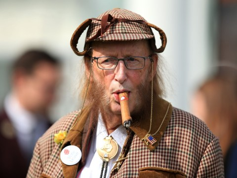 Tributes pour in for CBB star and racing pundit John McCririck as he dies aged 79