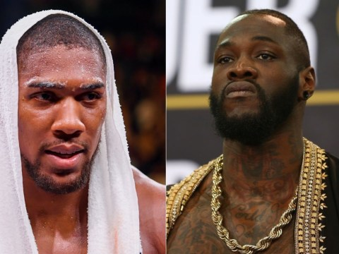 Deontay Wilder warns Anthony Joshua over Andy Ruiz Jr rematch