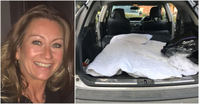 Family sleep in car because Premier Inn room was 'as hot as a sauna'