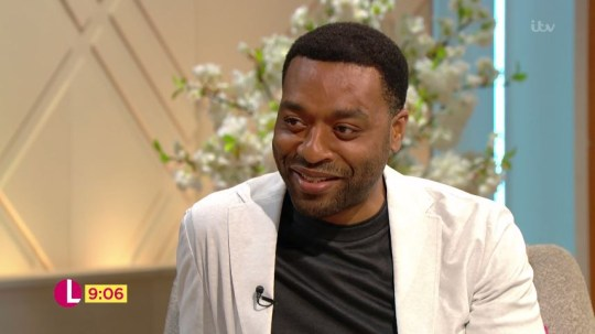 Beyoncé was too busy to give Chiwetel Ejiofor singing lessons for The Lion King