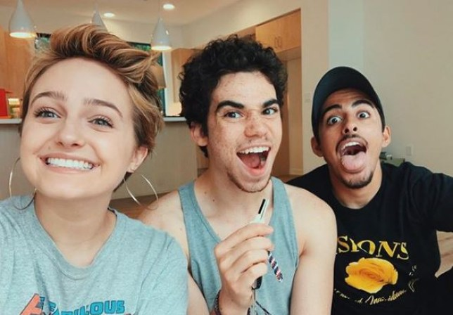 Cameron Boyce Dead Jessie Star Moved In With Karan Brar Before Death Metro News