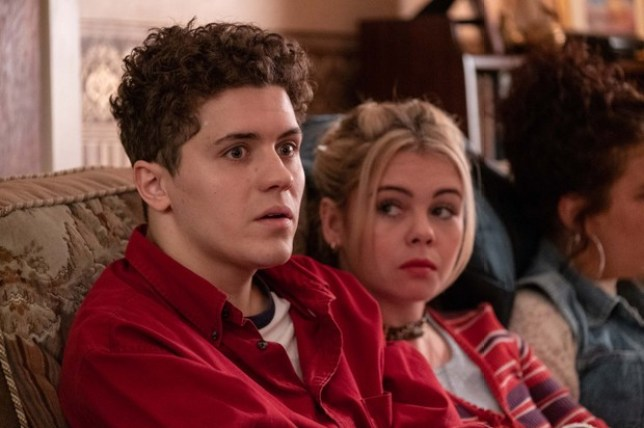 Derry Girls' Nicola Coughlan ships Erin and James romance and so do