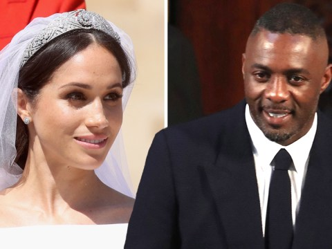 Idris Elba reveals Meghan Markle gave him a setlist at her wedding