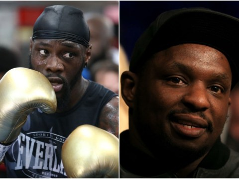 Deontay Wilder hits back at Dillian Whyte over claims he's dodging WBC title fight