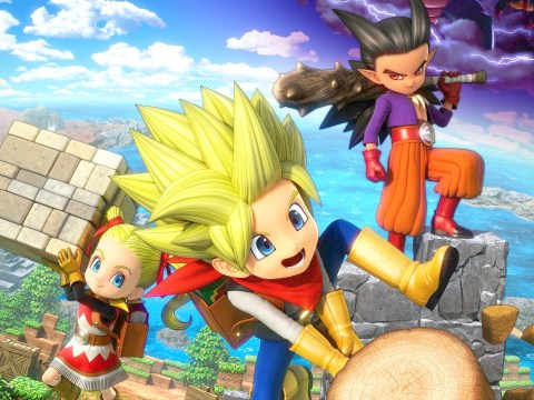 Dragon Quest Builders 2 review – constructing the perfect Minecraft rival