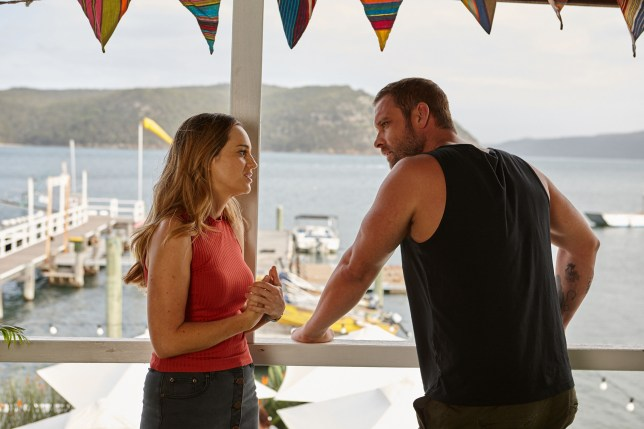 Penny McNamee plays Tori in Home and Away