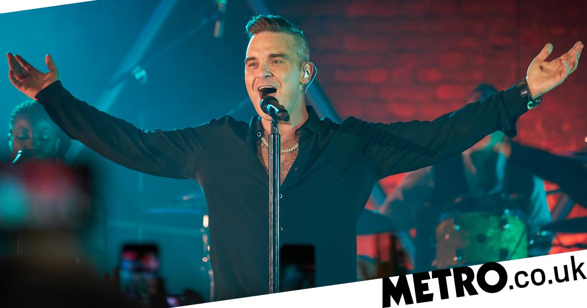 Robbie Williams confirms another Las Vegas residency - Metro.co.uk