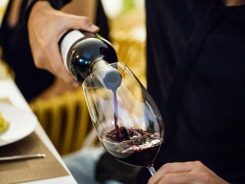 Wine experts say red wine can actually be better if it's chilled