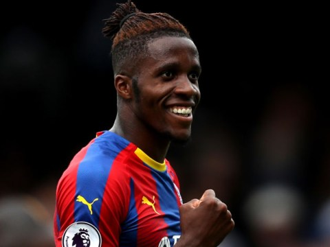 Arsenal have up to £70m to spend on transfer target Wilfried Zaha