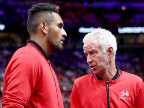 John McEnroe says it would be 'a hell of an opportunity' to coach Nick Kyrgios