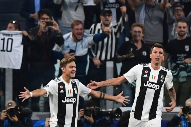 Juventus want to use Paulo Dybala and Mario Mandzukic to land Romelu Lukaku