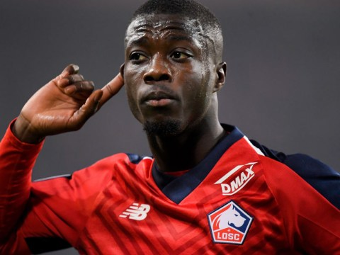 Manchester United advance transfer talks with Lille over signing of Nicolas Pepe