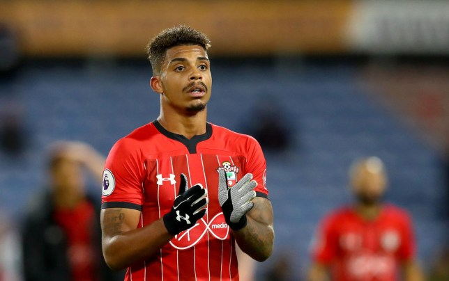 Mario Lemina is keen on a move to Manchester United (Picture: Getty)
