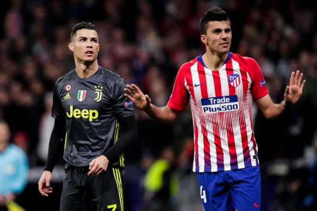 New Man City signing Rodri impressed for Atletico Madrid in the Champions League last season